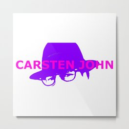 Merchandise Artist Carsten John Metal Print