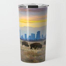 City Buffalo Travel Mug