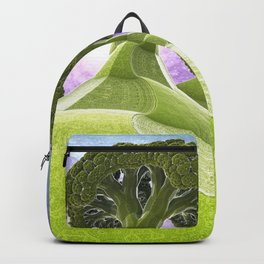 Broccoli Planet Backpack