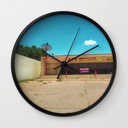 Odesert IV Wall Clock