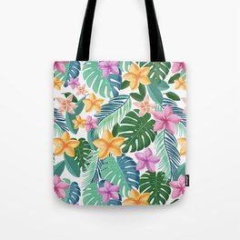 Tropical summer vibes Tote Bag