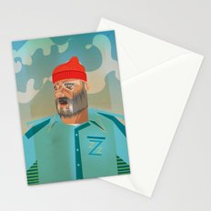 Steve Z. Stationery Cards