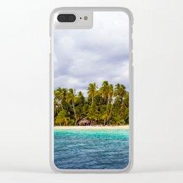 San Blas Islands Clear iPhone Case