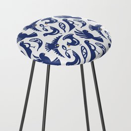 Feather tribe Counter Stool