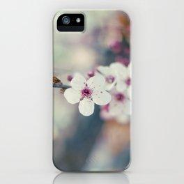 Cherry-tree iPhone Case