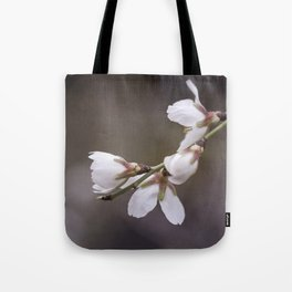 spring cherry blooms Tote Bag