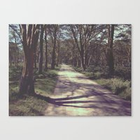 safari Canvas Prints featuring Safari by radiantlee
