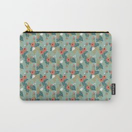 SPRING BLOSSOM Carry-All Pouch