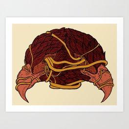 Thoth Art Print