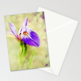 Iris (2) Stationery Cards