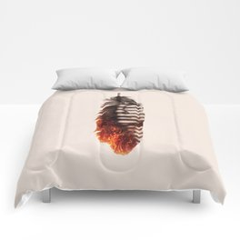 Eternal Flame Comforters