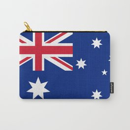 The National flag of Australia, authentic version (color & scale 1:2) Carry-All Pouch