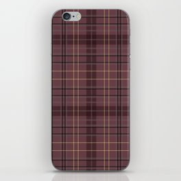 Wiliams Welsh Tartan iPhone Skin