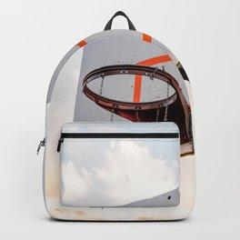 basketball hoop 4 Backpack