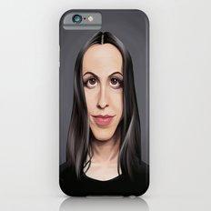 Celebrity Sunday ~ Alanis Morissette iPhone 6s Slim Case