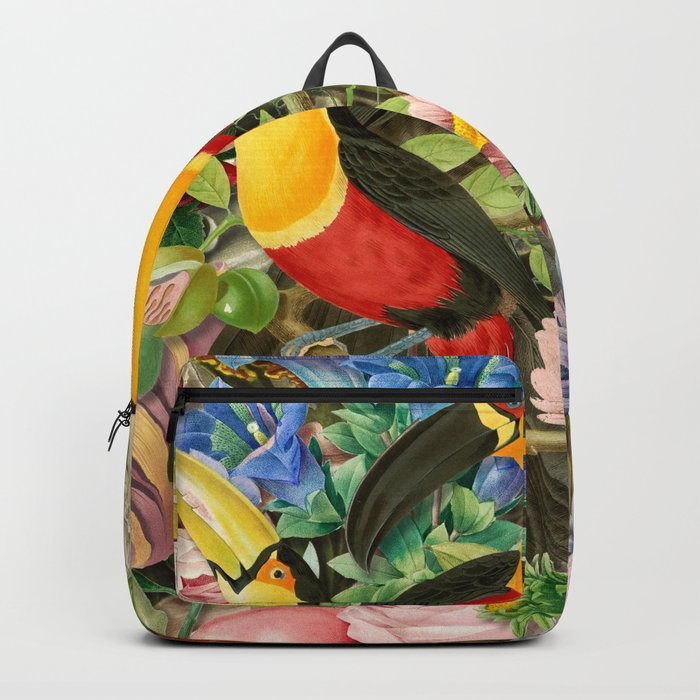Toucans Backpack