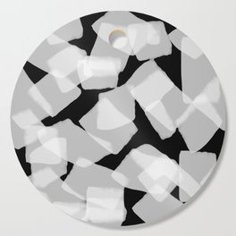 Abstract 50 Cutting Board