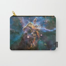 Mystic Mountain Carry-All Pouch