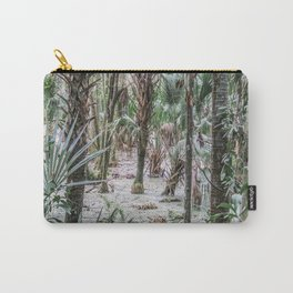 Palm Trees in the Green Swamp Carry-All Pouch