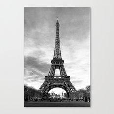 Paris State of Mind Canvas Print