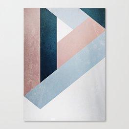 Complex Triangle Canvas Print
