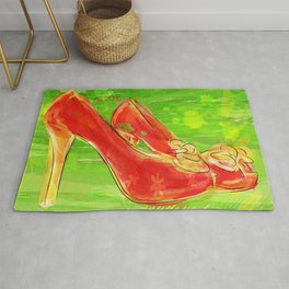 shoes Rug