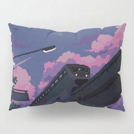 Moonrise twilight Pillow Sham