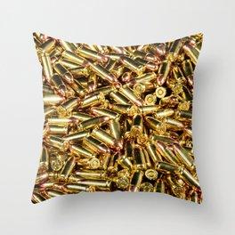 Shiny 9 Throw Pillow
