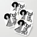Fight the Power: Angela Davis by andria-telfer