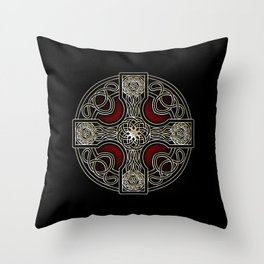 Celta 2 Throw Pillow