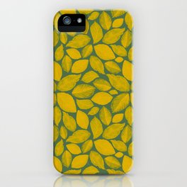 Fall. iPhone Case