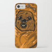ewok iPhone & iPod Cases featuring Ewok by Art of Fernie