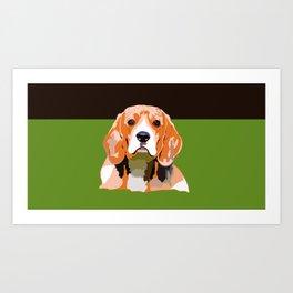 Petsy - Custom Pet Portraits Art Print