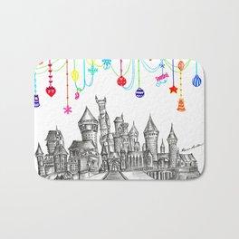 Party at Hogwarts Castle! Bath Mat