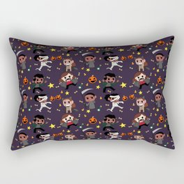 Monster Halloween special Rectangular Pillow