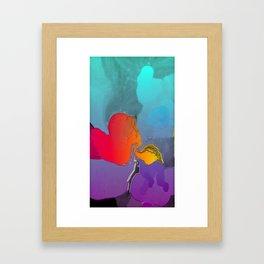 Artists Palette Framed Art Print