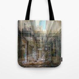 Panic Room Tote Bag