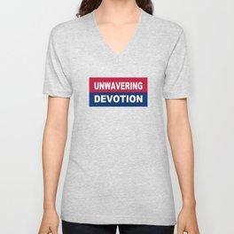 Proclaim Your Patriotism! Unisex V-Neck