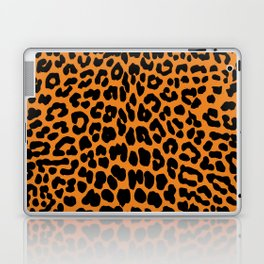 Leopard Pattern Laptop & iPad Skin