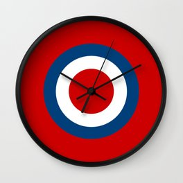 FLAG - FRENCH COCKADE Wall Clock