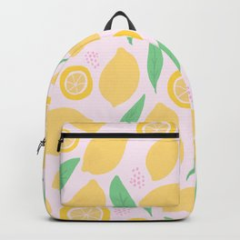 Pink Lemonade II Backpack