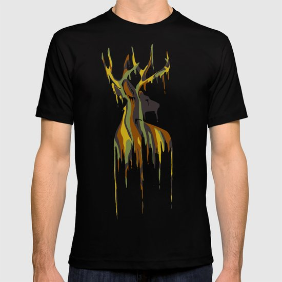 Painted Stag T-shirt