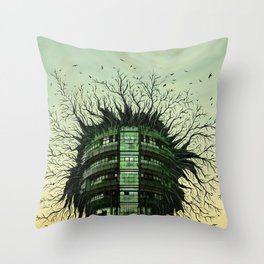 Anno 2122 ! Throw Pillow