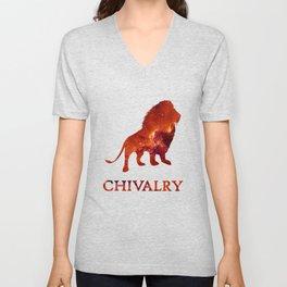 CHIVALRY Unisex V-Neck
