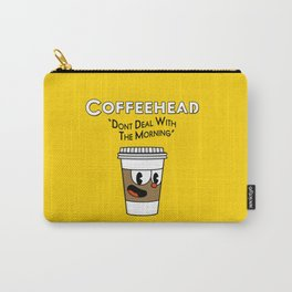 Coffeehead Carry-All Pouch