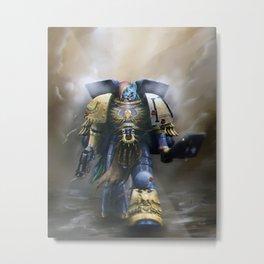 Ultradash Metal Print