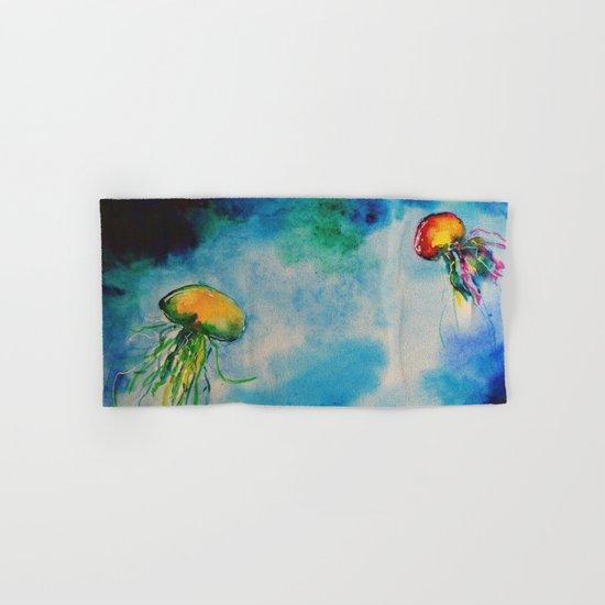 Underwater life Hand & Bath Towel
