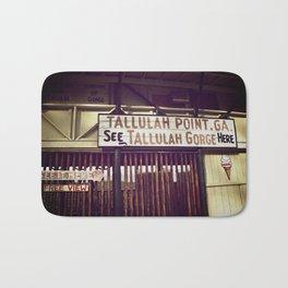 Tallulah Point Bath Mat