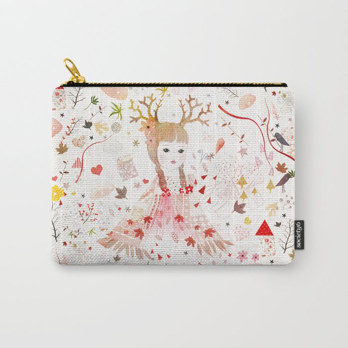 child garden Carry-All Pouch