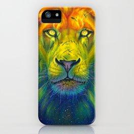 Pride Rising iPhone Case